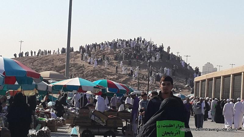 Mount Uhud -Medinah
