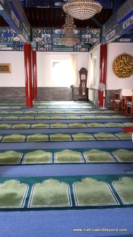 Mosque in Beijing