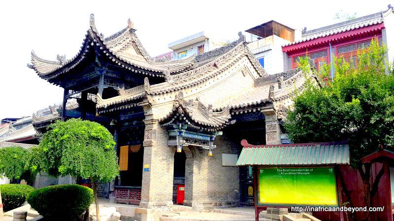 Masjid in Xian