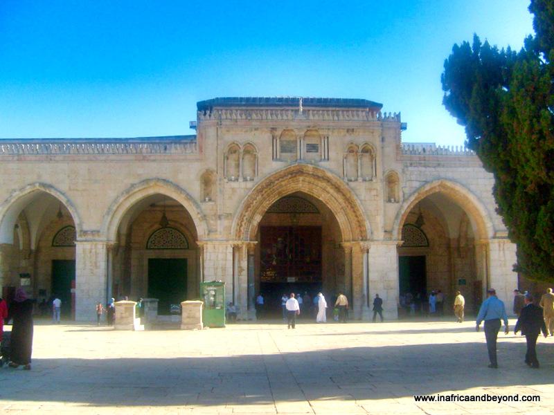 Masjid-Al-Aqsa - Palestine
