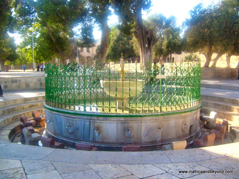 Wudhu Khana Al Aqsa
